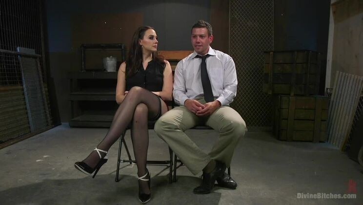 Chanel Preston Takes Payment From Reed Jameson in Painful Installments