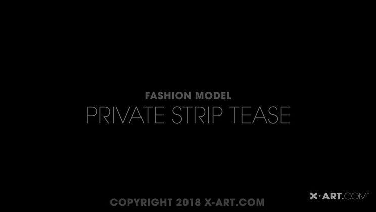 Private Strip Tease