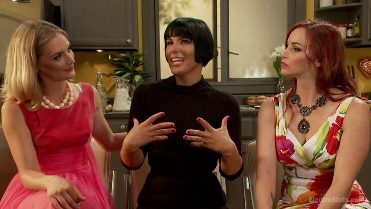 Stepford Wives: A Shock Sploshing Parody