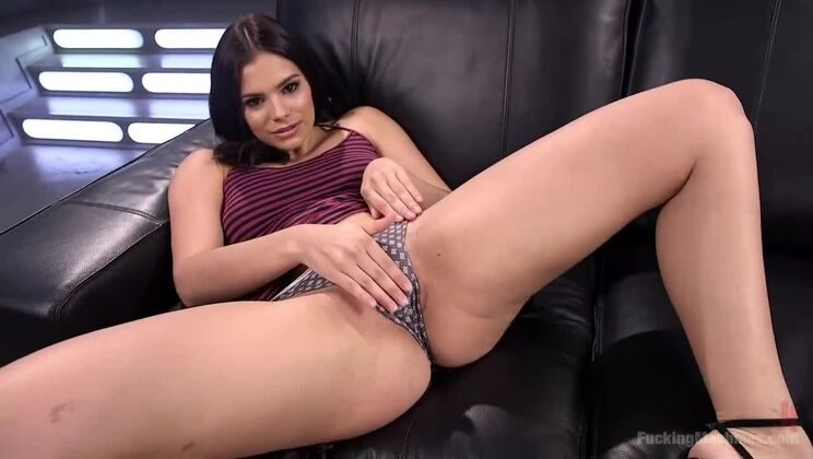 Brand New 19 year Old Latin Slut Can't Get Enough!!!!