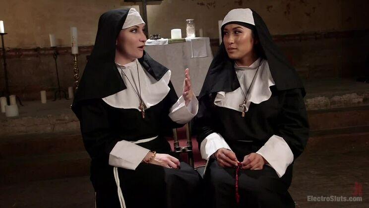 Naughty Nuns: Bad Habits Die Hard!
