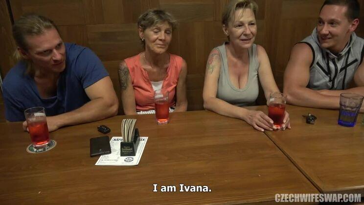 Czech Wife Swap 10 part 1