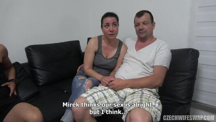 Czech Wife Swap 8 part 1