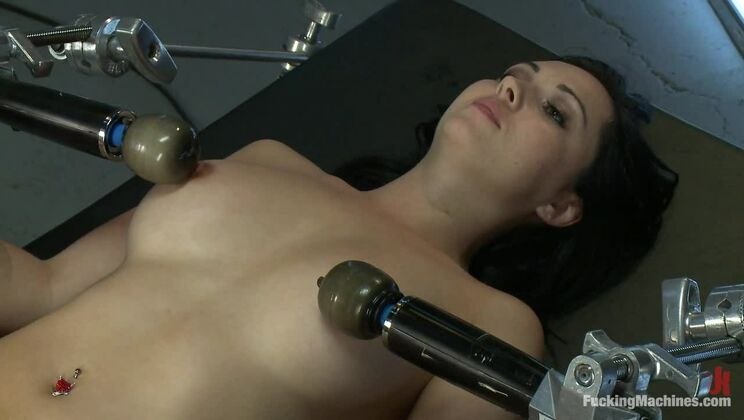 Our French Beauty Returns for More Crying, Full Release Orgasms